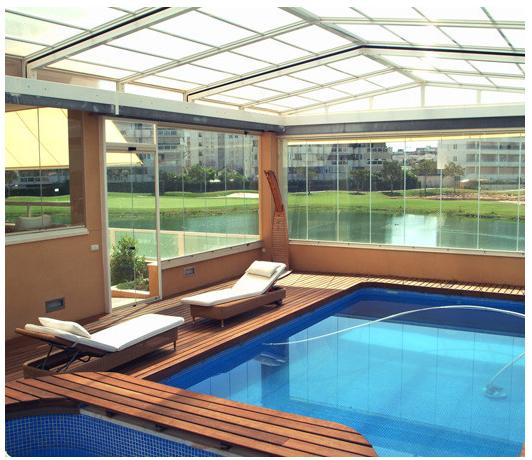 Presupuesto cubierta de piscina presupuesto cubierta para - Presupuestos para piscinas ...