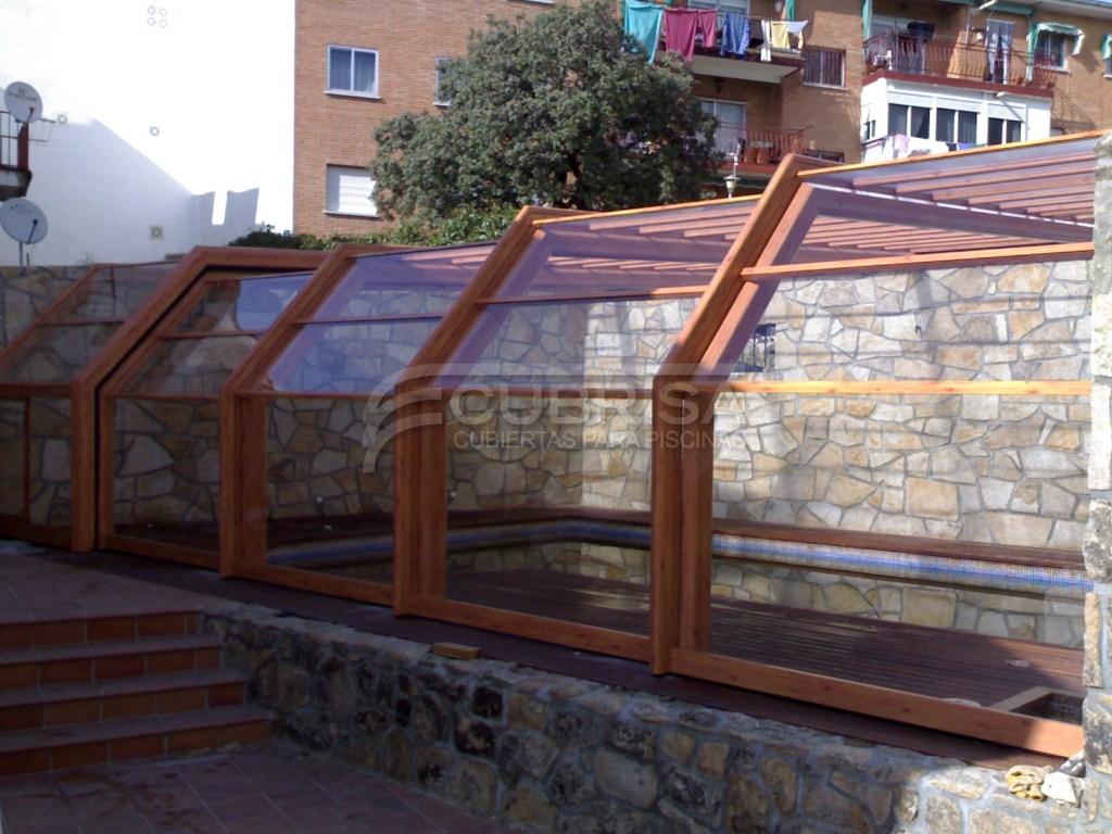 Modelo altea cubiertas para piscinas cubrisa - Cubierta para piscinas ...