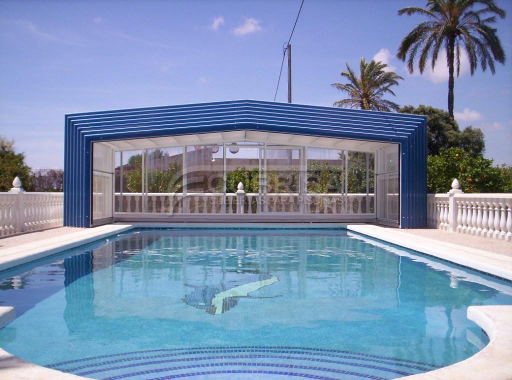 Modelo marina alta cubiertas para piscinas cubrisa for Cubiertas para piscinas