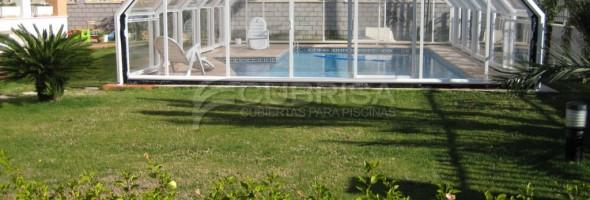 Aproveche la inmejorable oferta en cubiertas de piscina autom ticas modelo alicante cubiertas - Piscina cubierta alicante ...