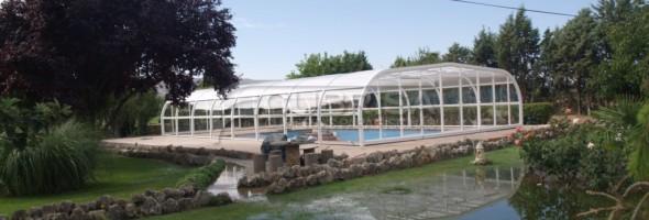 C mo se construye una piscina cubiertas para piscinas for Como se construye una piscina de concreto
